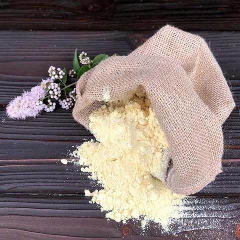 Фотография Мука кукурузная цельносмолотая 0,5 кг. купить в магазине Афлора