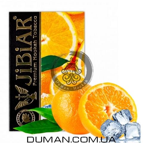 Табак JiBiAR Ice Orange (Джибиар Лед Апельсин) 50g