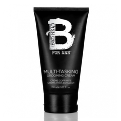 TIGI Bed Head B for Men Multi-Tasking Grooming Cream - Крем-лоск для волос 150 мл