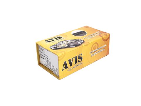 Камера заднего вида для Mitsubishi Outlander III 12+ Avis AVS326CPR (#060)