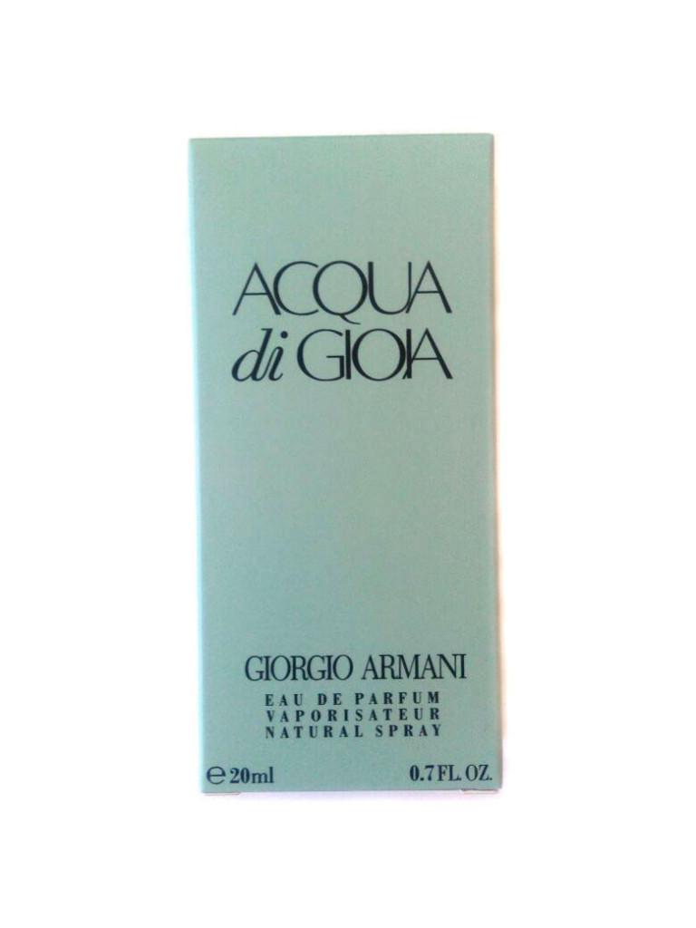 Мини-парфюм Giorgio Armani ACQUA DI GIO , 20 мл
