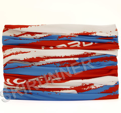 Баф Nordski Stripe Red-Blue