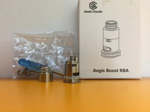 Обслуживаемая база RBA для Aegis boost pod mod