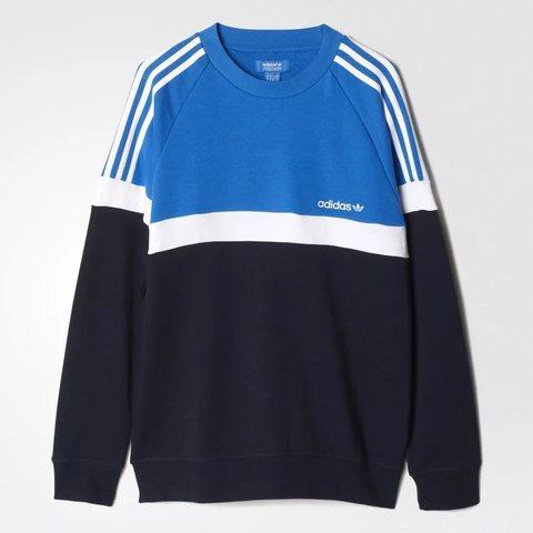 Свитшот мужской adidas ORIGINALS ITASCA CREW