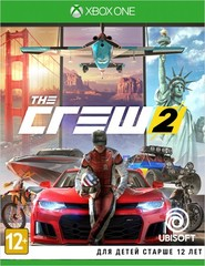 Microsoft Xbox One The Crew 2 (русская версия)