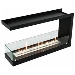 Торцевой биокамин Lux Fire 1155 М