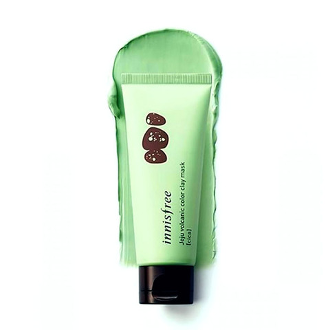 Innisfree Jeju Volcanic Color Clay Mask_green