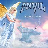 Anvil / Legal At Last (RU)(CD)