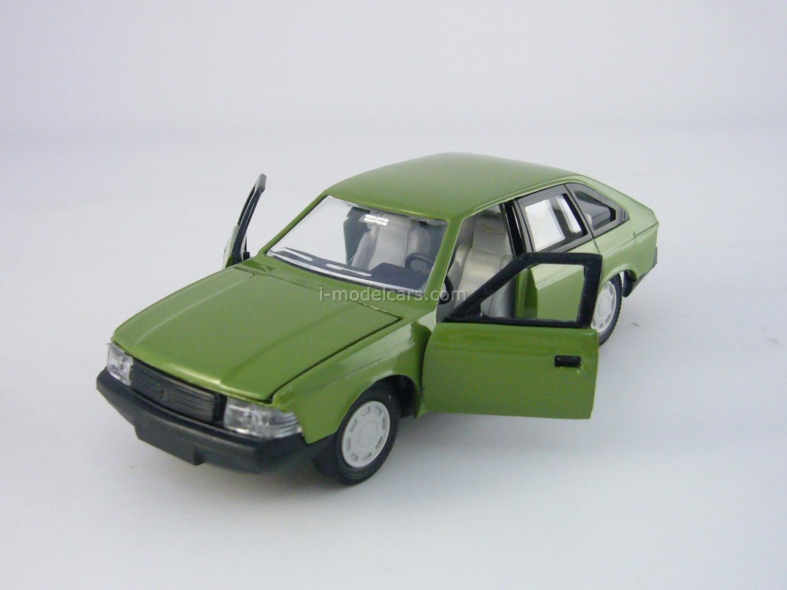 Moskvich-2141 green 1:43 Agat Mossar Tantal