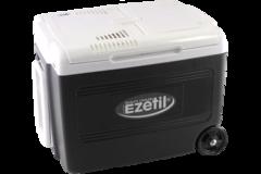 Термоэлектрический автохолодильник Ezetil E 40 M 12/230V Manual Boost 40 литров (серый)
