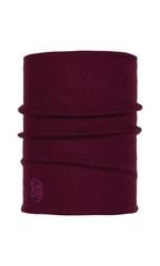 Теплый шерстяной шарф-труба Buff Wool Heavyweight Purple Raspberry