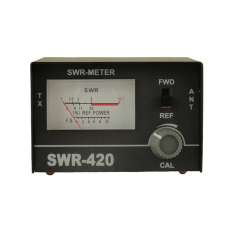 КСВ метр OPTIM SWR-420