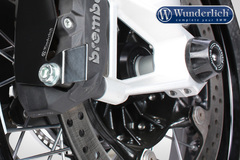 Слайдеры ступицы DoubleShock BMW F 800 R/S/ST черный