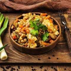 Куриное филе с овощами 'DeliLabs', 300г