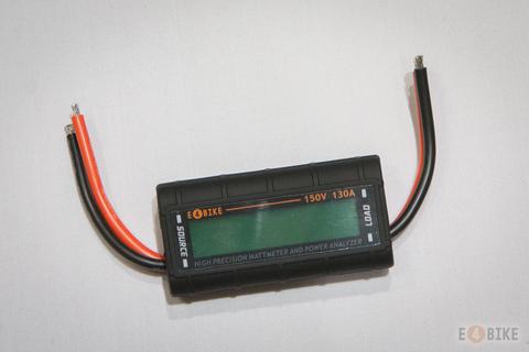 Ваттметр E4BIKE 150В 130A
