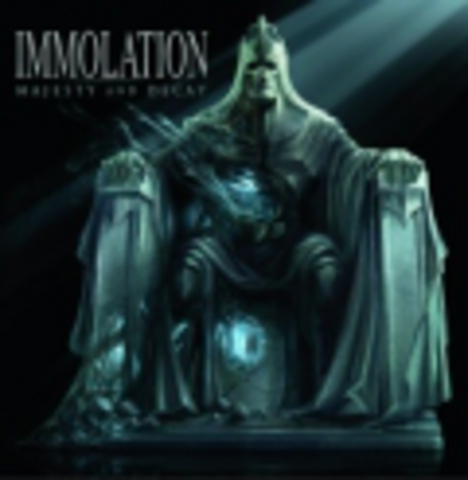 IMMOLATION   MAJESTY AND DECAY  2010