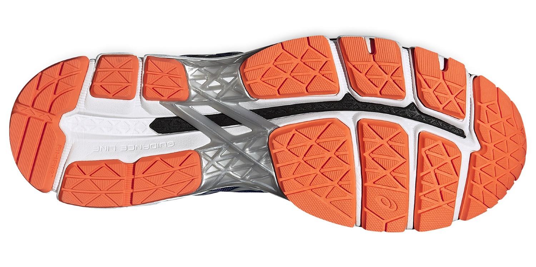 Мужские кроссовки для бега Asics Gel-Kayano 22 (T547N 5093) синие фото