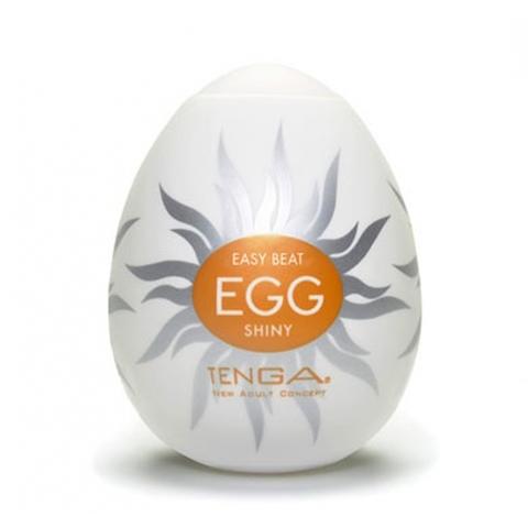 Яйцо мастурбатор для мужчин TENGA EGG Shiny