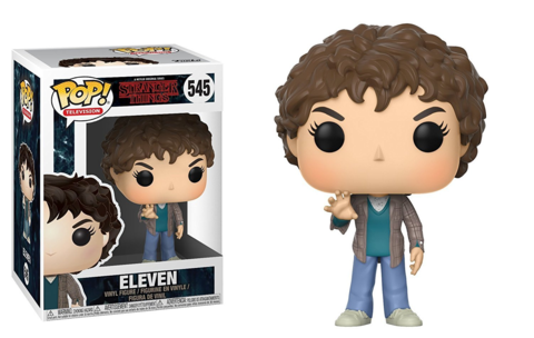 Фигурка Funko POP! Vinyl: Stranger Things: Eleven 21784