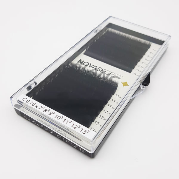 """NovaSecret Ресницы Novasecret BLANC Черные mix, изгиб """"С"""" Ресницы-Новасикрет-Blanc-mix-C.jpg"""
