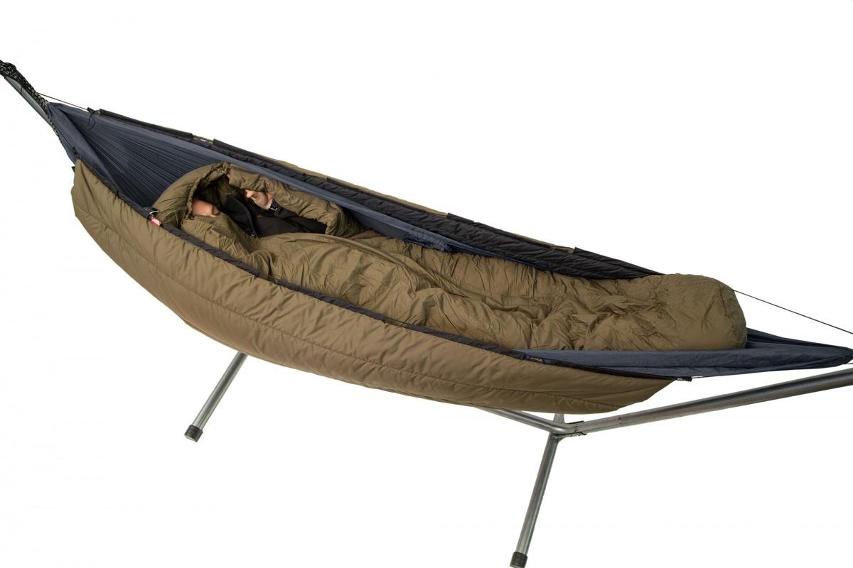 Гамак-палатка Carinthia HUQ 180 Underquilt