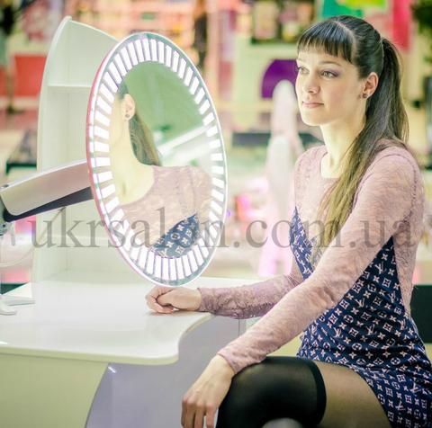 Зеркало Genesia с подсветкой