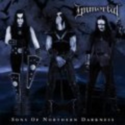 IMMORTAL   SONS OF NORTHERN DARKNESS  2002