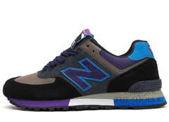 Кроссовки Мужские New Balance 576 Three Peaks Lilac Black