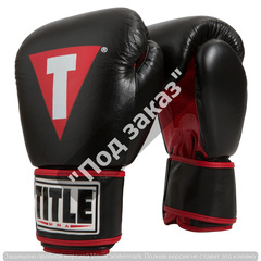 Перчатки боксерские TITLE MMA PERFORMANCE THAI STYLE BOXING GLOVES