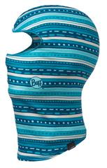 Флисовая балаклава Buff Frill Turquoise