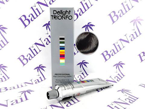 CONSTANT DELIGHT TRIONFO 1-1 стойкая крем-краска для волос Иссиня черный, 60 мл