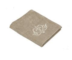 Набор полотенец 2 шт Old Florence Ванити коричневый
