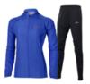 Женский беговой костюм с ветрозащитой Asics Woven WindBlock (110426 8091-121129 0904) синий фото