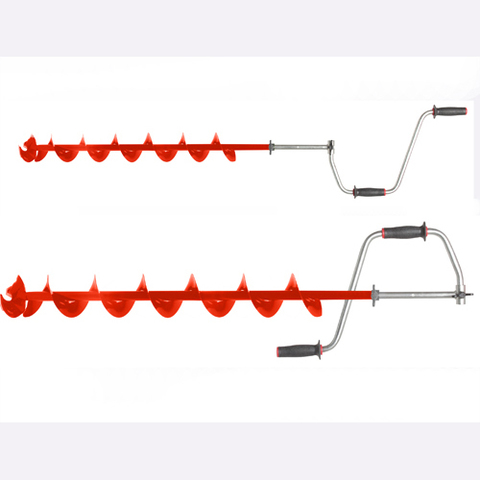 Ледобур Rextor STORM Long 150мм