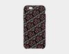 Кейс для смартфона чёрный силиконовый Варгградъ Череда