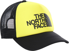 Кепка North Face Tnf Logo Trucker  Black/Tnfl