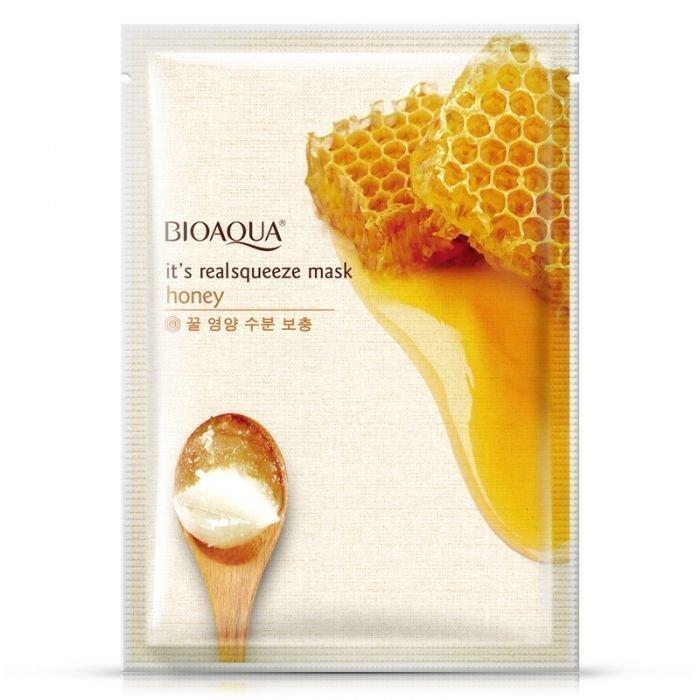 Bioaqua Маска для лица с медом Facial Honey Mask