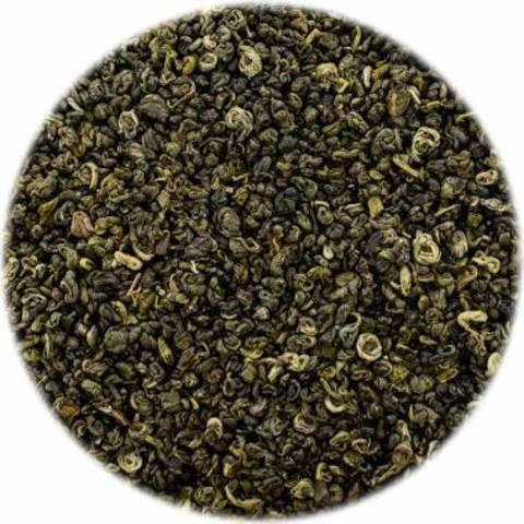 Чай зеленый Чжэнь Ло / Зеленая спираль, 50 гр.