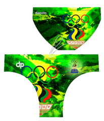 ОБРАЗЕЦ дизайна плавок DIAPOLO для участия в республиканских и международных соревнованиях для спортсменов по водному поло (РГУОР 2020)