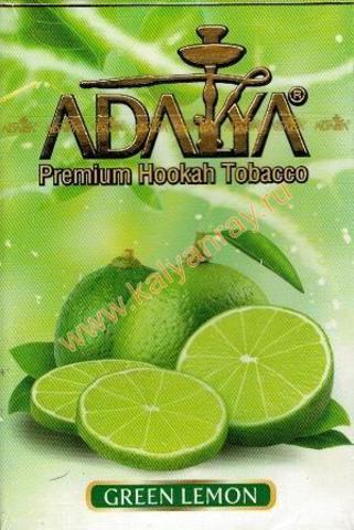 Adalya Green Lemon