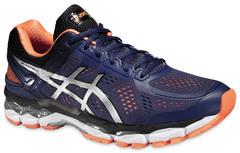 Мужские кроссовки для бега Asics Gel-Kayano 22 (T547N 5093) синие