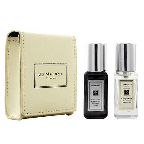 Мини-набор Jo Malone 2*9ml (Dark Amber&Ginger Lily, English Pear&Freesia)
