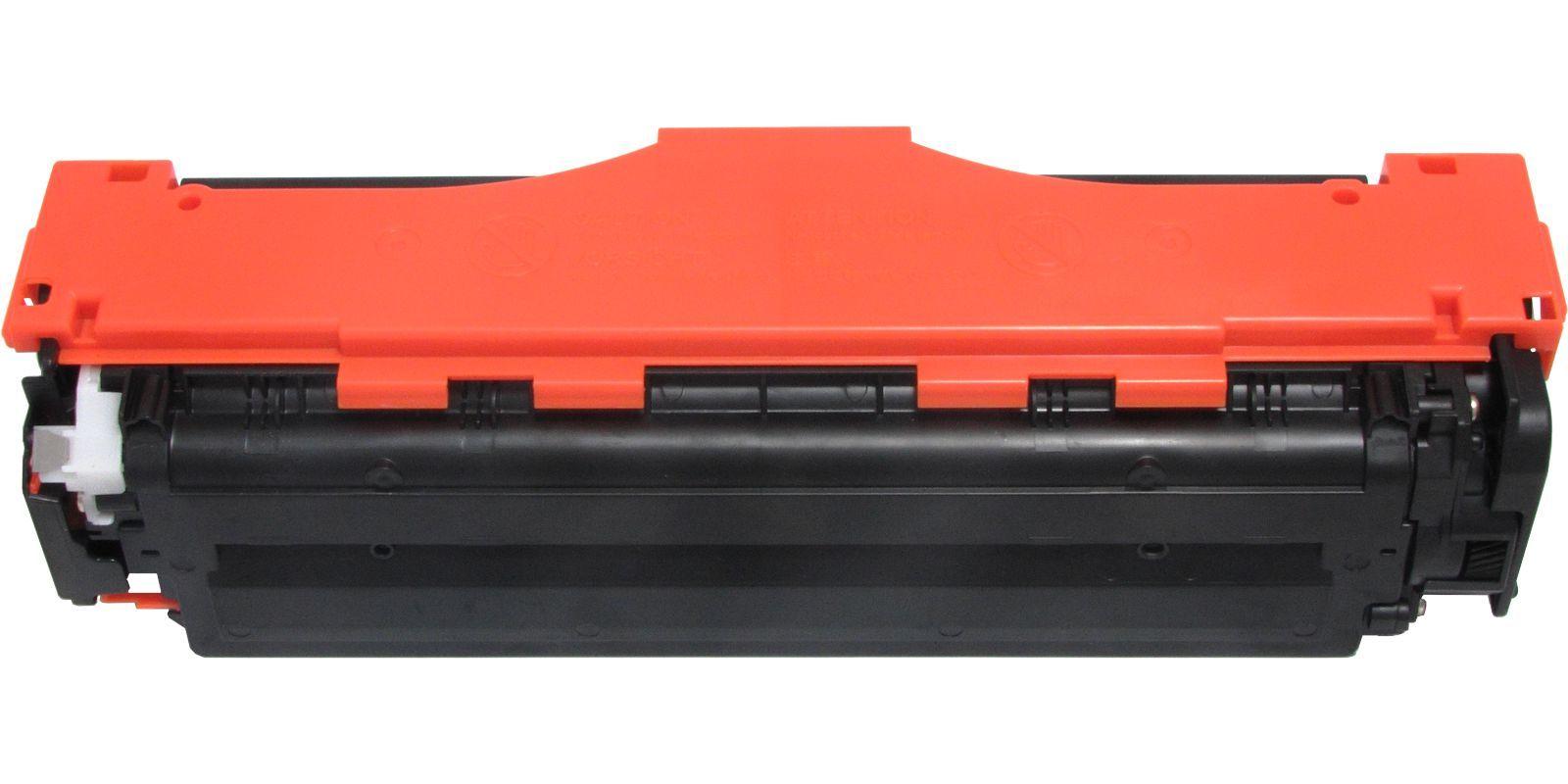 MAK №304A CC532A/Cartridge 318, 718, 418, 118, желтый (yellow), для HP/Canon
