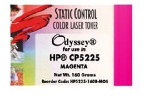 Тонер пурпурный HP CP5225 Static Control Odyssey® toner (7,300 pages - CE743A)