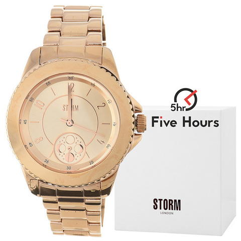 STORM zirona rose gold 47253/rg