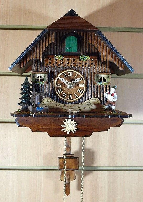 Часы настенные Часы настенные с кукушкой Trenkle 1503 chasy-nastennye-s-kukushkoy-trenkle-1503-germaniya.jpg