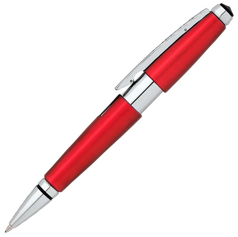 Cross Edge - Red, ручка-роллер, M, BL
