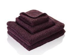 Полотенце 30x30 Abyss & Habidecor Super Pile 490 purple