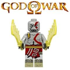Бог Войны минифигурка Кратос — God of War minifigure Kratos