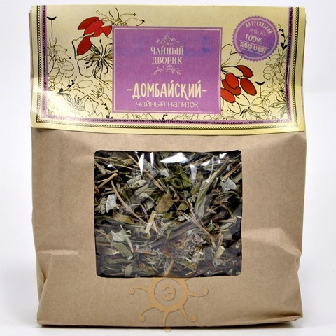 Чай травяной Домбайский Чайный дворик, 150г